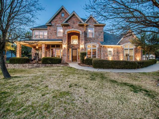 3425 Enchanted Acres Drive, Burleson, TX 76028 (MLS #14536336) :: The Hornburg Real Estate Group