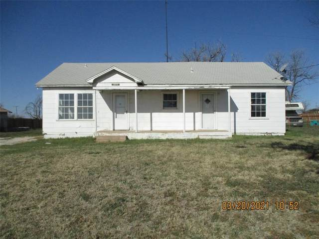 2024 Avenue I, Anson, TX 79501 (MLS #14536376) :: The Kimberly Davis Group