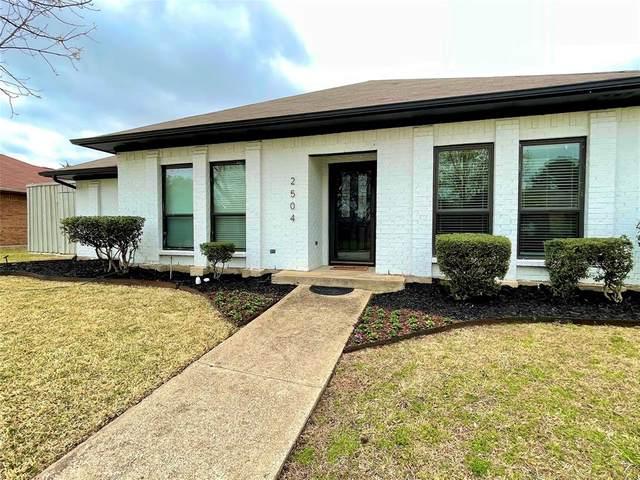 2504 Kingsridge Drive, Dallas, TX 75287 (MLS #14536420) :: The Chad Smith Team