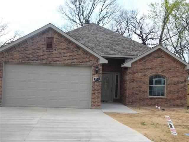 134 Towering Oaks Drive, Tool, TX 75143 (MLS #14536426) :: Team Hodnett