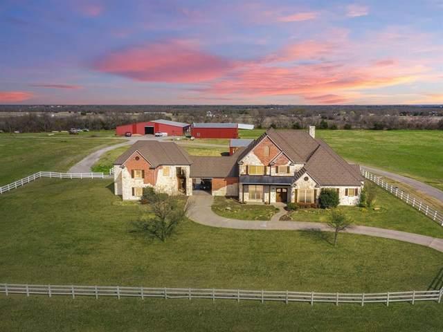 9200 N State Hwy 78, Blue Ridge, TX 75424 (MLS #14536449) :: Real Estate By Design