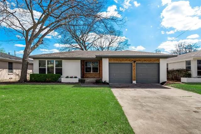 8847 Larchwood Drive, Dallas, TX 75238 (MLS #14536474) :: The Chad Smith Team