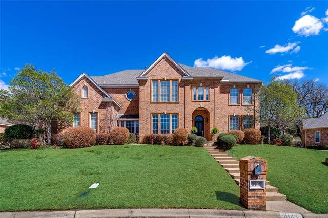 3103 Alps Court, Arlington, TX 76012 (MLS #14536485) :: The Hornburg Real Estate Group