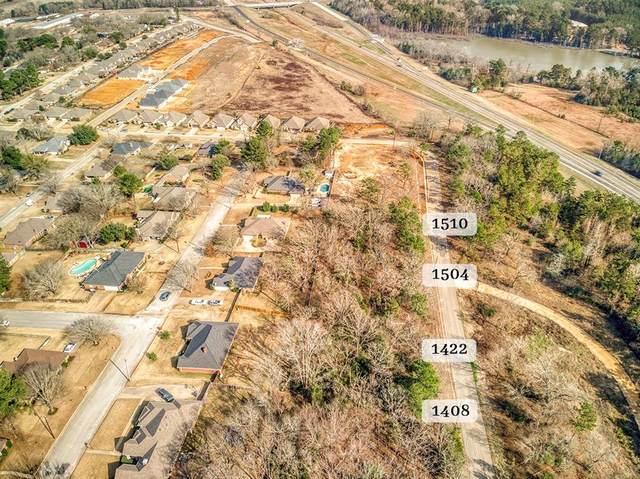 1504 Centennial Parkway, Tyler, TX 75703 (MLS #14536490) :: VIVO Realty