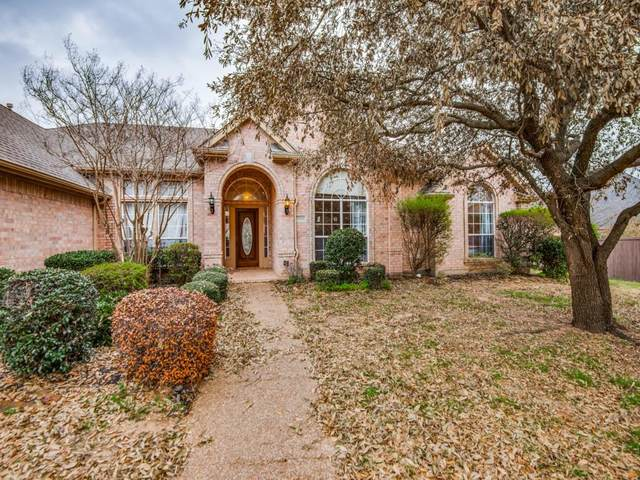 3500 Chelsea Court, Corinth, TX 76210 (MLS #14536504) :: The Chad Smith Team