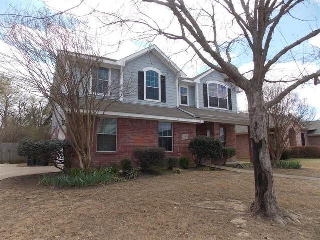 128 Redwood Lane, Terrell, TX 75160 (MLS #14536544) :: Team Hodnett
