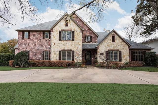 5731 Williamstown Road, Dallas, TX 75230 (MLS #14536581) :: The Chad Smith Team