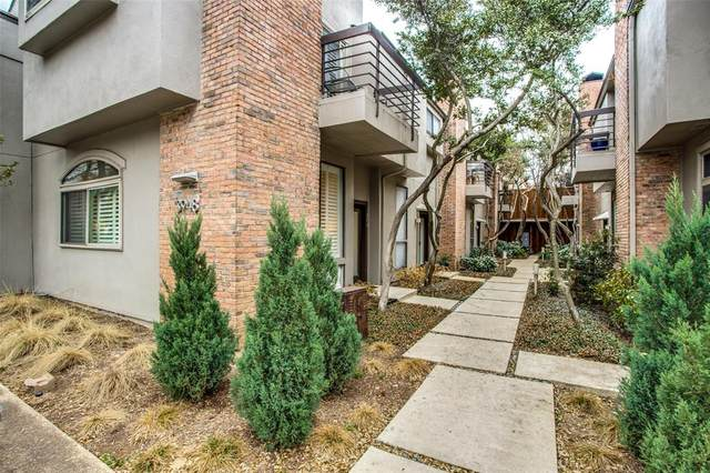 3948 Buena Vista Street #101, Dallas, TX 75204 (MLS #14536711) :: Potts Realty Group