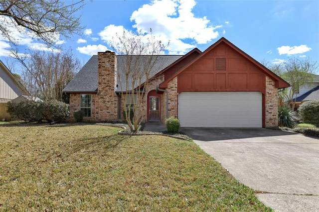 520 Gunnison Drive, Arlington, TX 76006 (MLS #14536748) :: The Heyl Group at Keller Williams