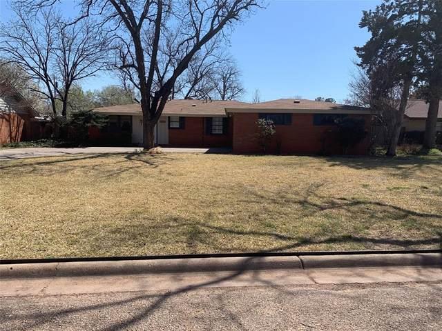 3351 Parkcrest Drive, Abilene, TX 79605 (MLS #14536773) :: Team Hodnett