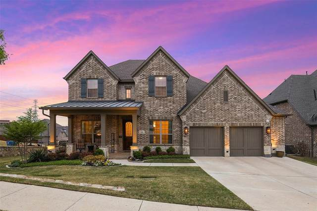 991 Riviera Road, Roanoke, TX 76262 (MLS #14536774) :: The Chad Smith Team