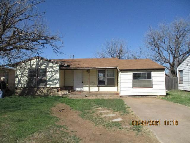 232 Avenue L, Anson, TX 79501 (MLS #14536875) :: Team Hodnett