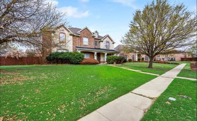 6341 Lorwood Drive, Frisco, TX 75035 (MLS #14536891) :: VIVO Realty