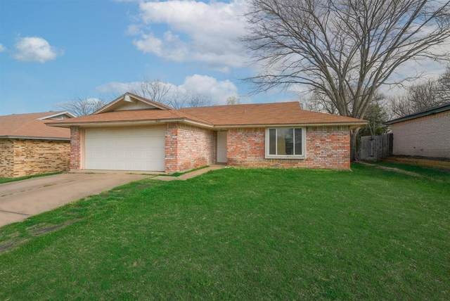 1621 Greywood Drive, Mesquite, TX 75149 (MLS #14537033) :: The Chad Smith Team
