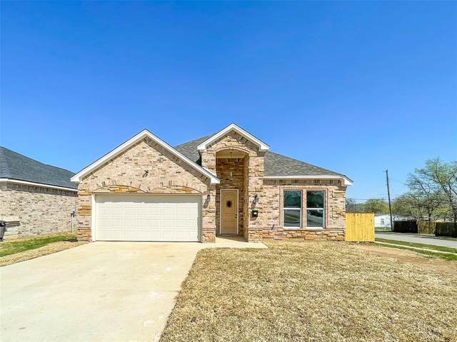 1257 E Jessamine Street, Fort Worth, TX 76104 (MLS #14537063) :: Team Hodnett