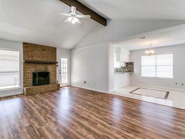 6476 High Lawn Terrace, Watauga, TX 76148 (MLS #14537085) :: Wood Real Estate Group