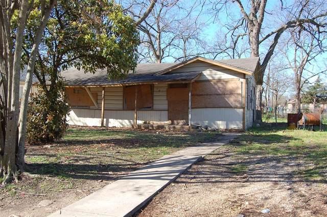 105 Kinchum Street, Waxahachie, TX 75165 (MLS #14537086) :: Hargrove Realty Group
