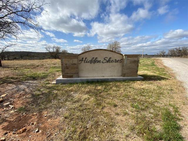Lot 23 Scenic Ridge Drive, Cisco, TX 76437 (MLS #14537111) :: Results Property Group