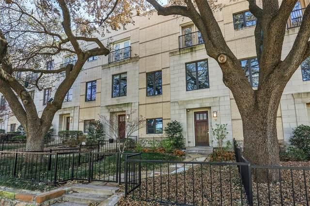 3210 Carlisle Street #5, Dallas, TX 75204 (MLS #14537136) :: Lyn L. Thomas Real Estate | Keller Williams Allen