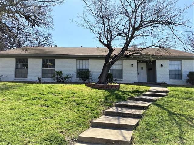 625 Caduceus Lane, Hurst, TX 76053 (MLS #14537157) :: Team Hodnett