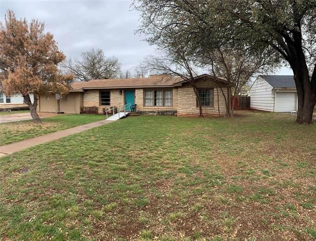 4050 Potomac Avenue, Abilene, TX 79605 (MLS #14537334) :: The Star Team   JP & Associates Realtors