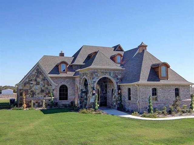 321 Addison Drive, Hudson Oaks, TX 76087 (MLS #14537372) :: The Chad Smith Team