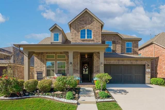 1405 1st Street, Argyle, TX 76226 (MLS #14537380) :: Team Tiller