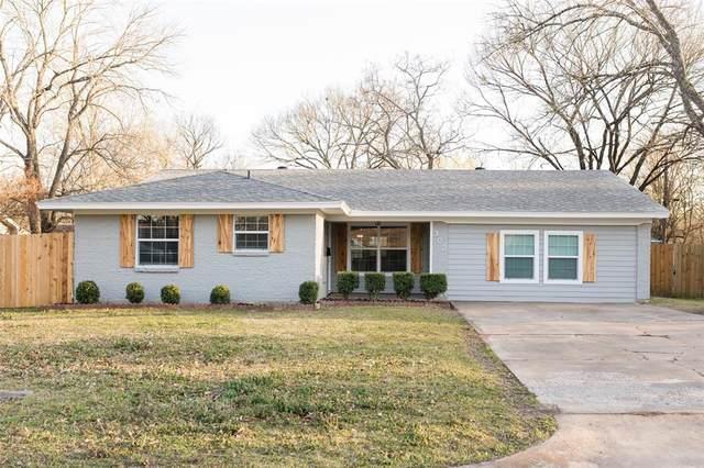 302 Glen Oaks Road, Bonham, TX 75418 (MLS #14537404) :: The Chad Smith Team