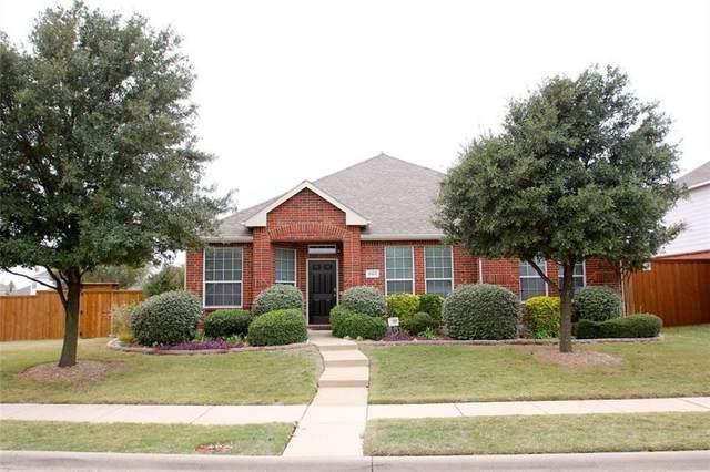 1560 Charleston Drive, Allen, TX 75002 (MLS #14537418) :: The Daniel Team