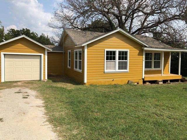 1624 Newsom Mound Road, Springtown, TX 76082 (MLS #14537419) :: Bray Real Estate Group