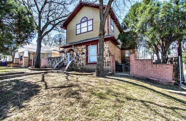 917 N Beckley Avenue, Dallas, TX 75203 (MLS #14537469) :: The Hornburg Real Estate Group