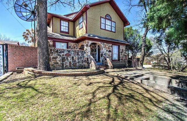 917 N Beckley Avenue, Dallas, TX 75203 (MLS #14537475) :: The Hornburg Real Estate Group