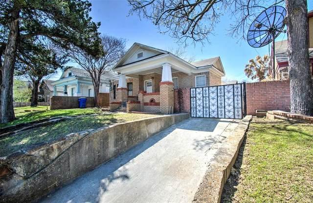 915 N Beckley Avenue, Dallas, TX 75203 (MLS #14537484) :: RE/MAX Pinnacle Group REALTORS