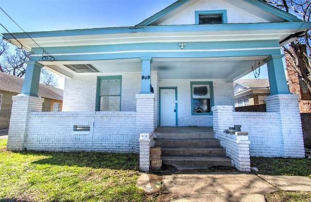 909 N Beckley Avenue, Dallas, TX 75203 (MLS #14537488) :: RE/MAX Pinnacle Group REALTORS