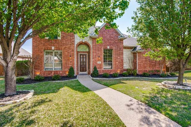 602 Pilot Point Drive, Allen, TX 75013 (MLS #14537565) :: The Kimberly Davis Group