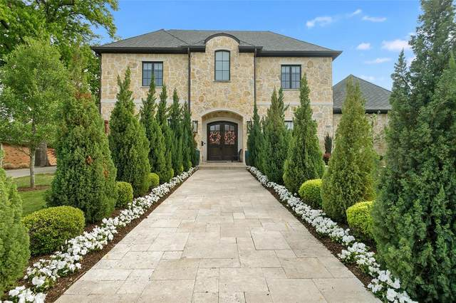 6814 Brookshire Drive, Dallas, TX 75230 (MLS #14537662) :: Robbins Real Estate Group