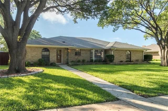 2808 Winterplace Circle, Plano, TX 75075 (MLS #14537692) :: VIVO Realty