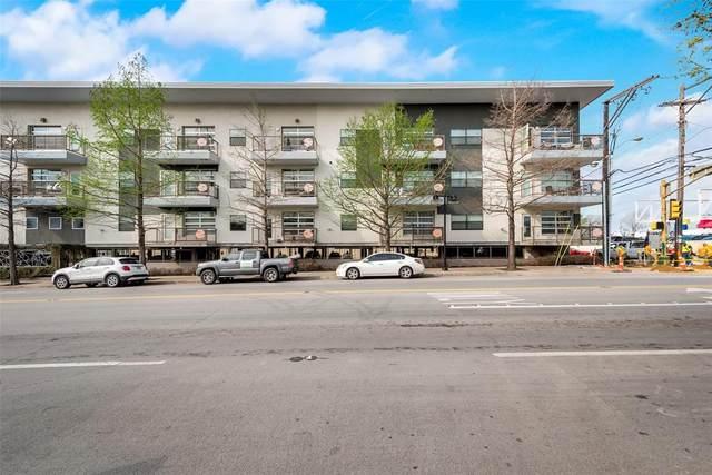 1111 S Akard Street #303, Dallas, TX 75215 (MLS #14537734) :: Frankie Arthur Real Estate