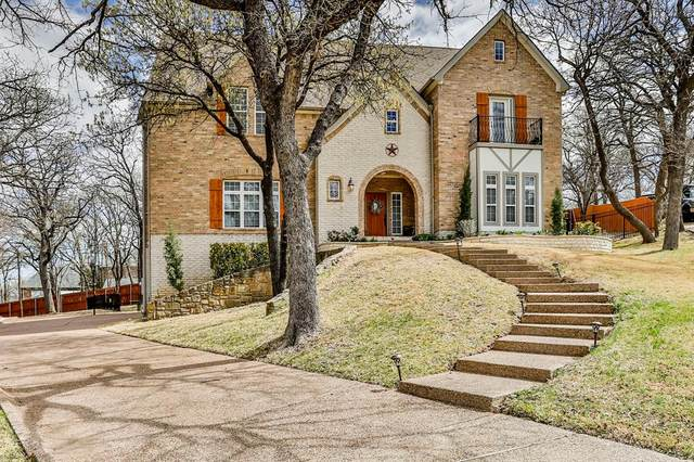 4 Timberline Court, Trophy Club, TX 76262 (MLS #14537786) :: Wood Real Estate Group