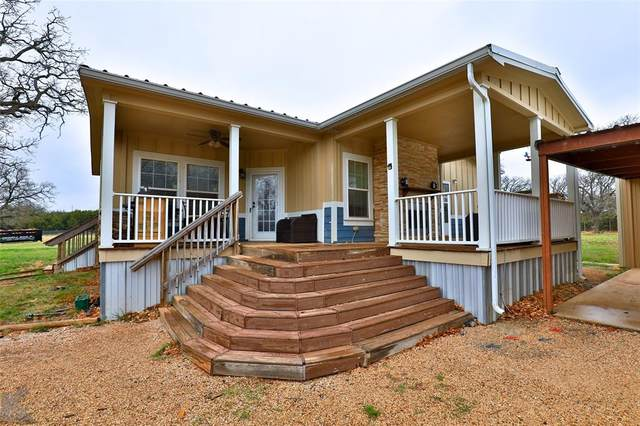 210 County Road 654, Tuscola, TX 79562 (MLS #14537940) :: The Chad Smith Team