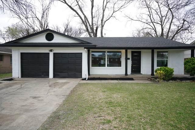 506 Malden Drive, Richardson, TX 75080 (MLS #14537968) :: The Good Home Team