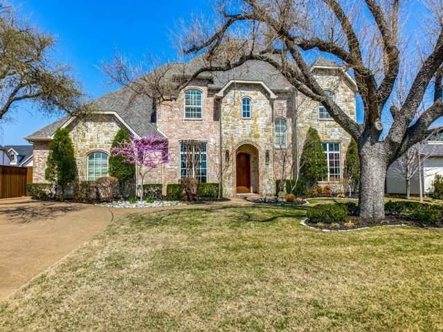 7523 Midbury Drive, Dallas, TX 75230 (MLS #14538027) :: The Chad Smith Team