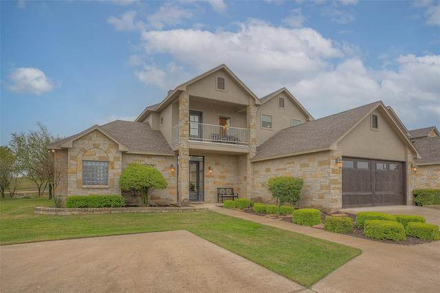 130 Bay Hill Drive, Possum Kingdom Lake, TX 76449 (MLS #14538042) :: Hargrove Realty Group