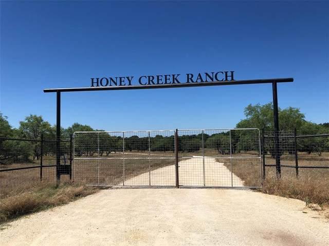 2 Cr 208, Hico, TX 76457 (MLS #14538072) :: The Kimberly Davis Group