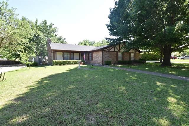 1412 Alford Drive, Hillsboro, TX 76645 (MLS #14538113) :: Trinity Premier Properties