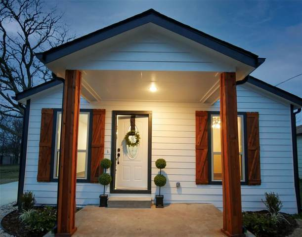 4506 Pickett Street, Greenville, TX 75401 (MLS #14538202) :: The Kimberly Davis Group