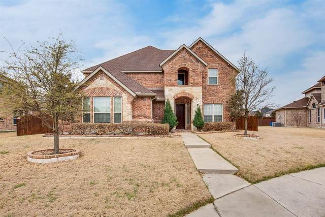 12571 Peace River Drive, Frisco, TX 75035 (MLS #14538206) :: The Chad Smith Team