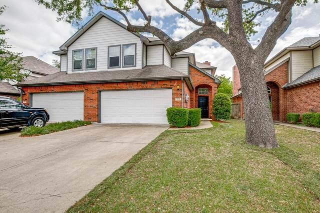 919 Spring Valley Plaza, Richardson, TX 75080 (MLS #14538278) :: VIVO Realty