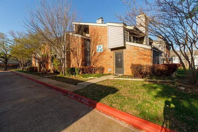 2110 Randy Snow Court #308, Arlington, TX 76011 (MLS #14538282) :: Lyn L. Thomas Real Estate | Keller Williams Allen