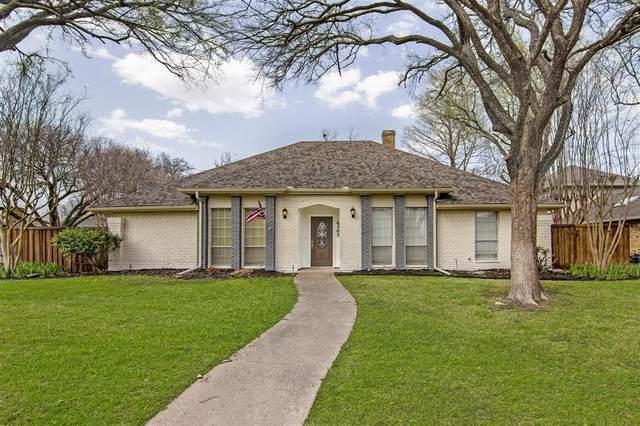 4103 Country Brook Drive, Dallas, TX 75287 (MLS #14538285) :: Team Tiller
